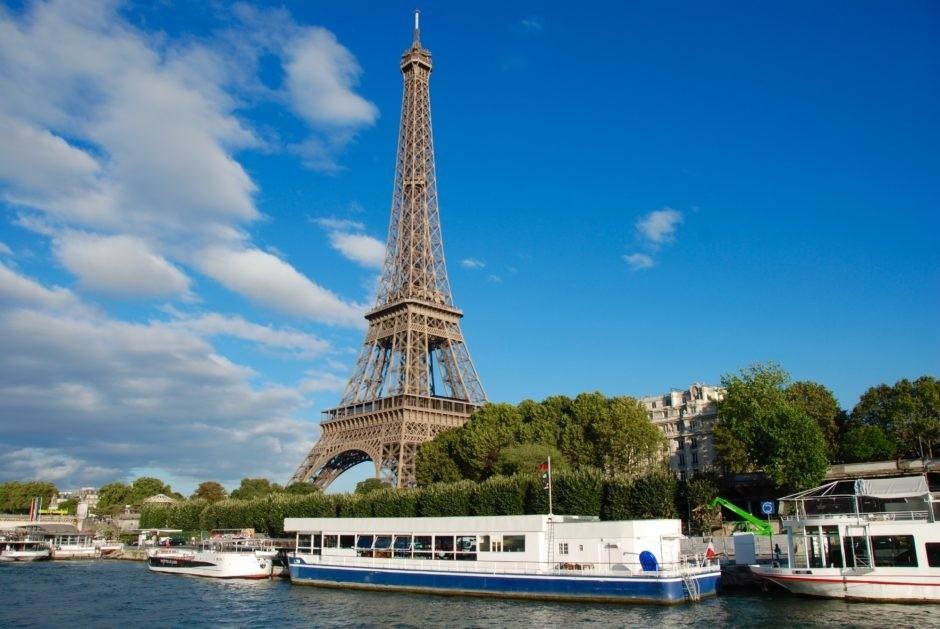 Paris, Franch