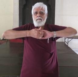 Yoga Name: Purva Atharva Mudra
