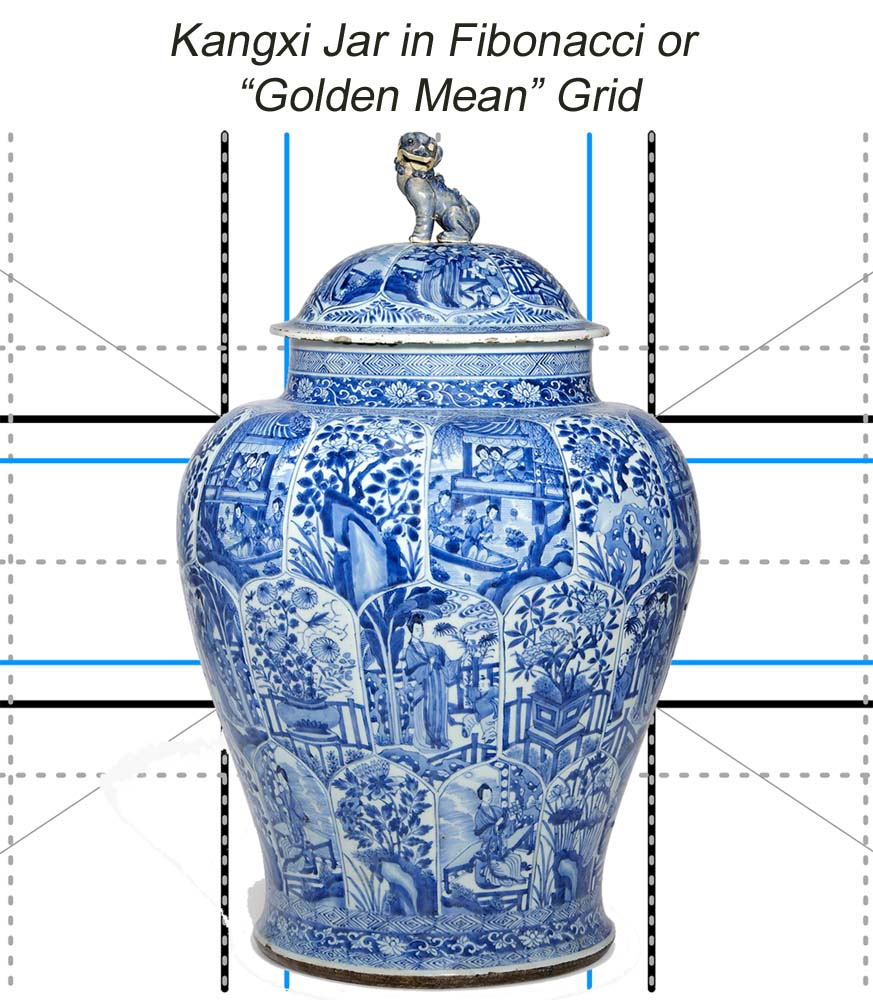Antique chinese vases forms shapes dating them asian art antique chinese vases and shapes kangxi vase applied to the golden mean reviewsmspy