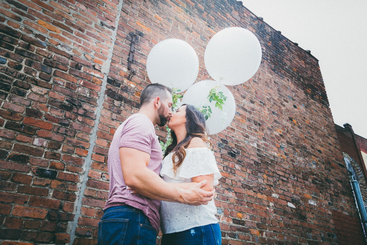 Downtown Louisville Engagement
