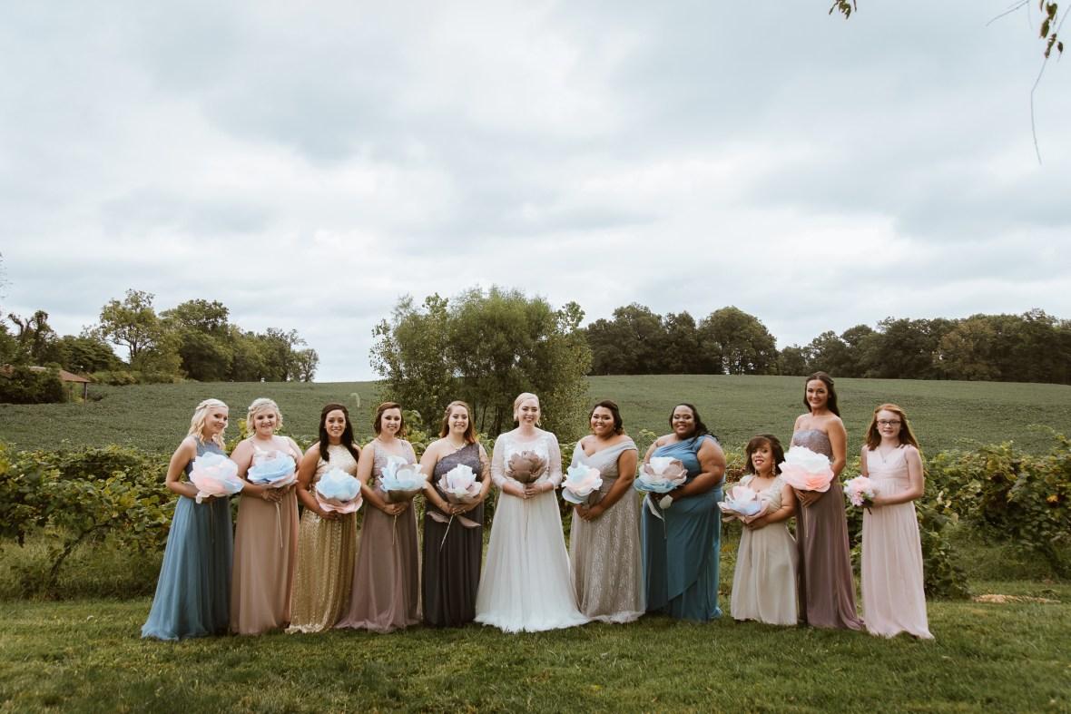 Bruners Farm & Winery, Wedding, Guston Kentucky
