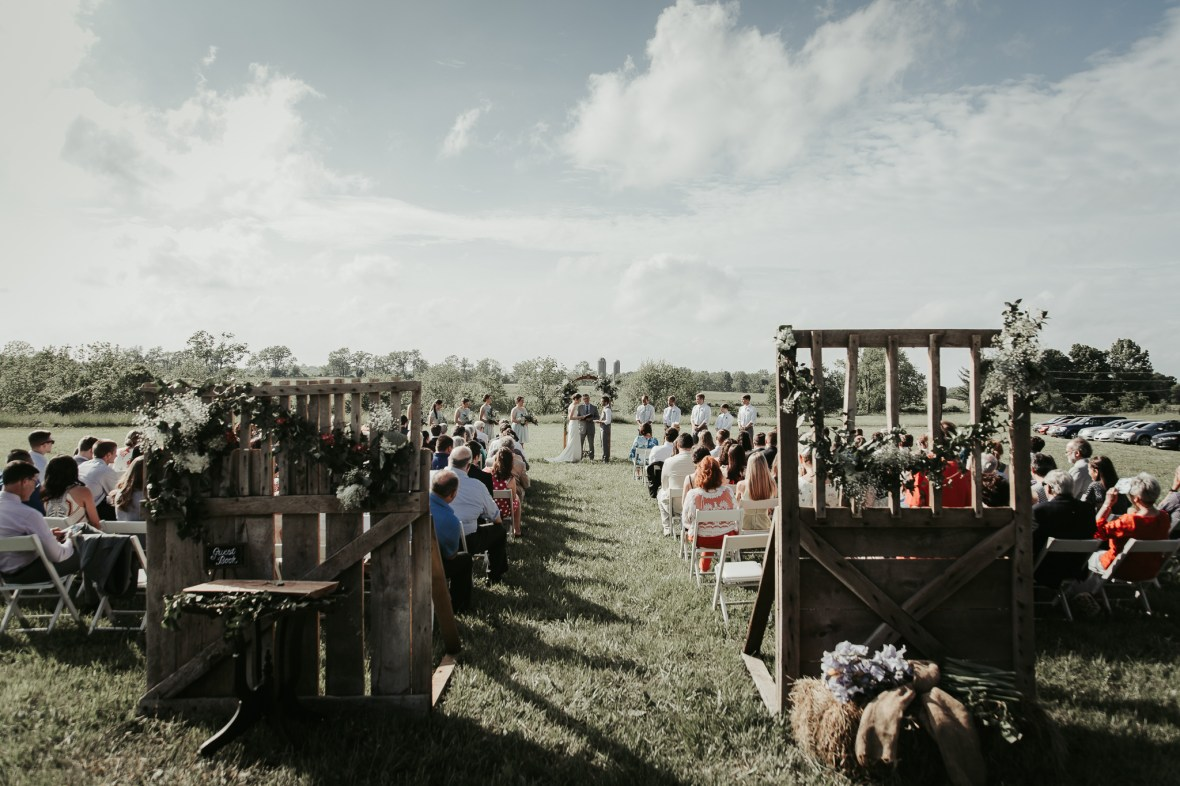 Faul Family Riverside Farm Wedding Barn Wedding