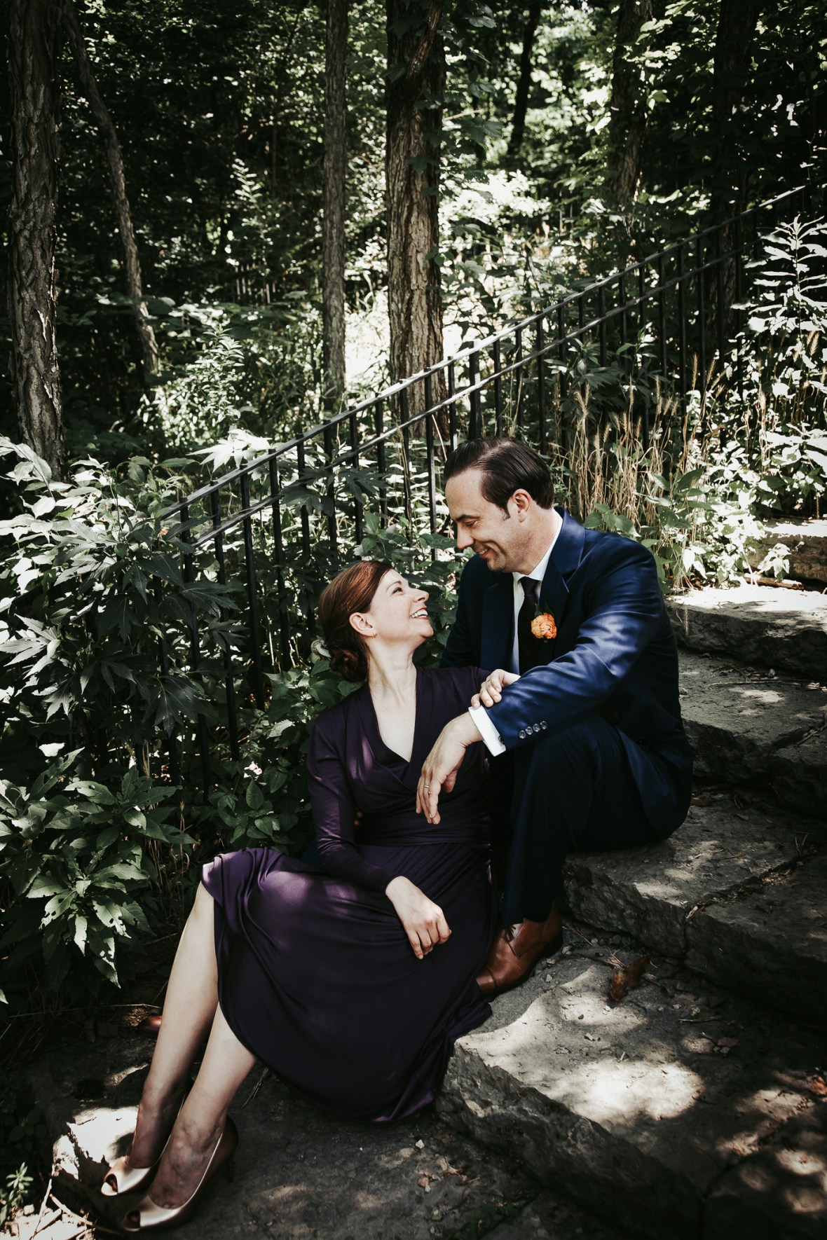 Cherokee Park Louisville Kentucky Wedding Photos