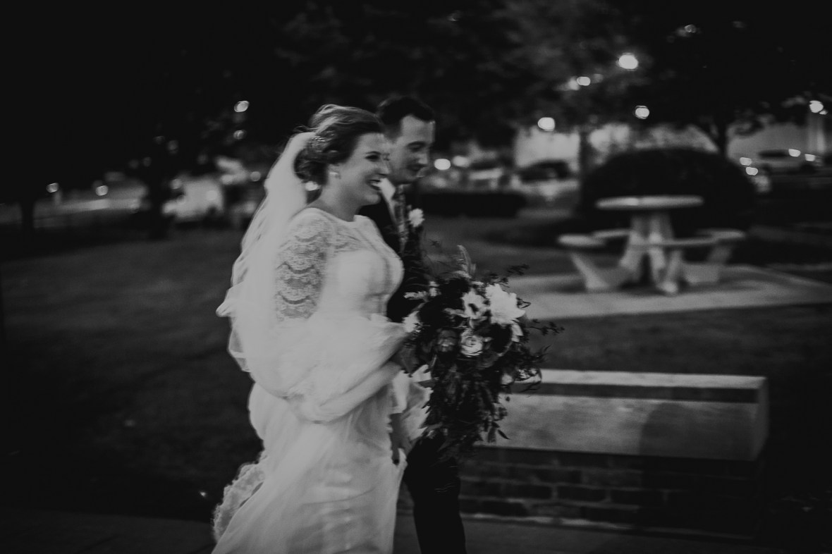 Downtown Louisville Kentucky Wedding