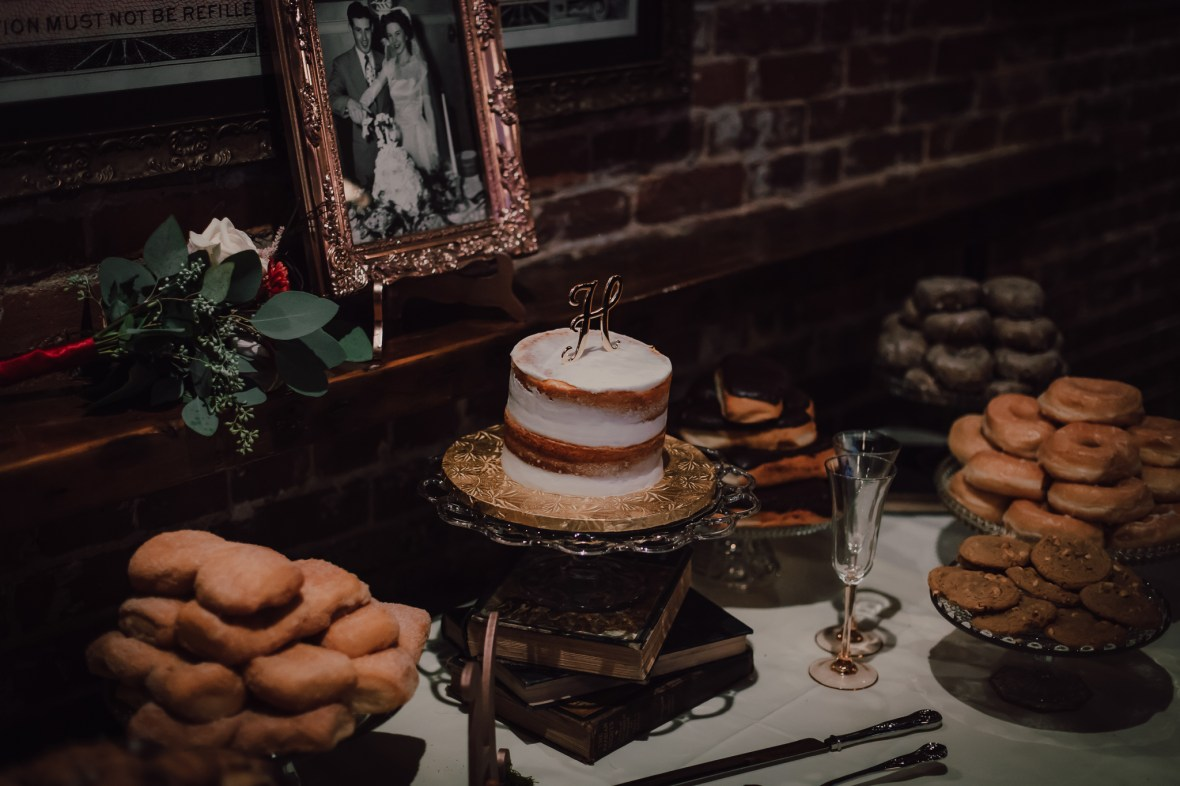 Nord's Bakery wedding cake