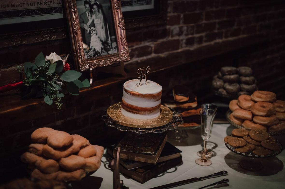 Nord's Bakery wedding cake