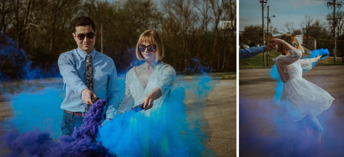 20_WTCM9972ab_WTCM9966ab_Louisville_Center_Photos_Engagement_Kentucky_Smoke_Art_Bombs_Urban_Mellwood