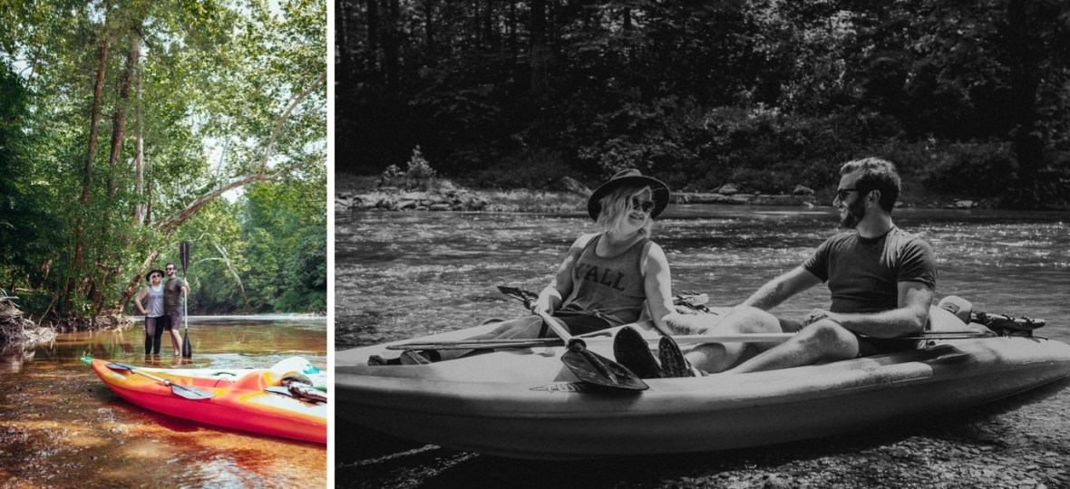 02_WCTM1414ab_WCTM1379abwb_Southern_Indiana_Photos_Canoes_Engagement_River_Blue_Country_Cave_Kayaking