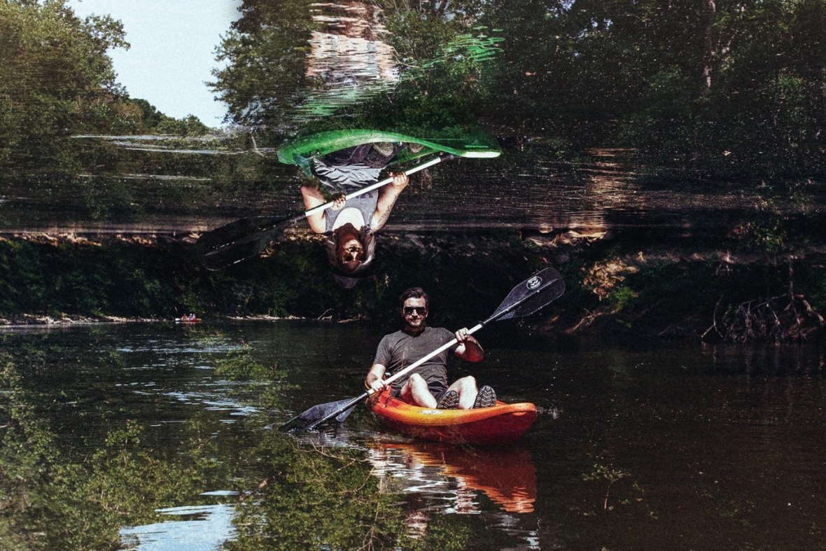 13_kayakdouble3b_Photos_Engagement_Canoes_Southern_Indiana_River_Blue_Country_Cave_Kayaking