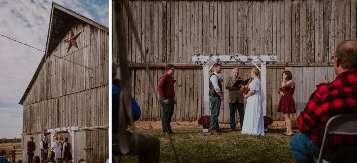 16_WCTM6407ab_DSC_7918ab_Rustic_Indiana_Southern_october_Corydon_Wedding_Falling