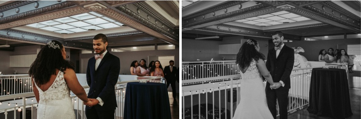 19_WCTM0795abwb_WCTM0785ab_Indoor_Louisville_Spring_Kentucky_Wedding_Passalino's_Downtown