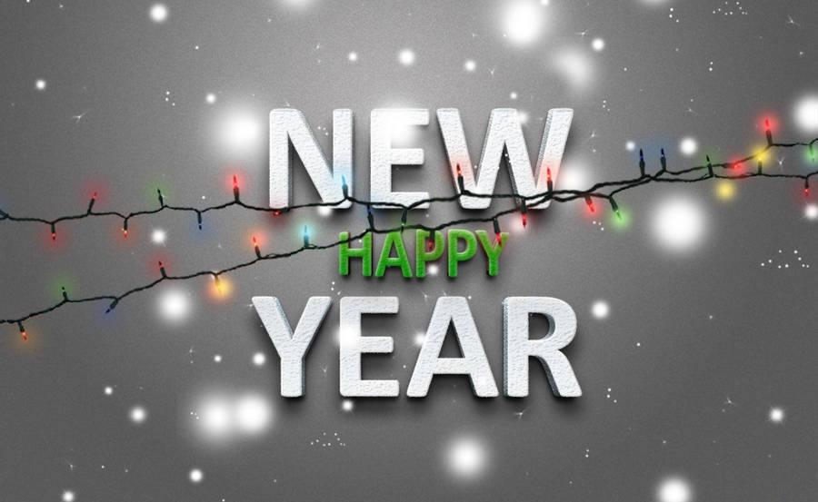 banner new year clip art
