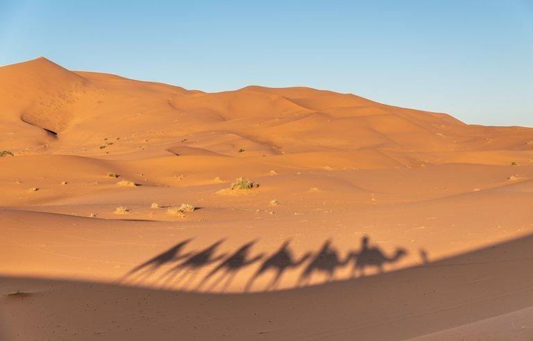 Excursión de 2 días al desierto de Merzouga (Sahara)