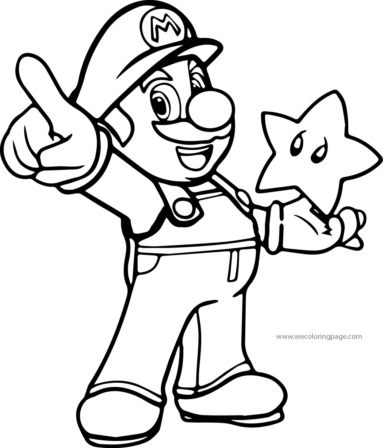 Waluigi Super Mario 3d World