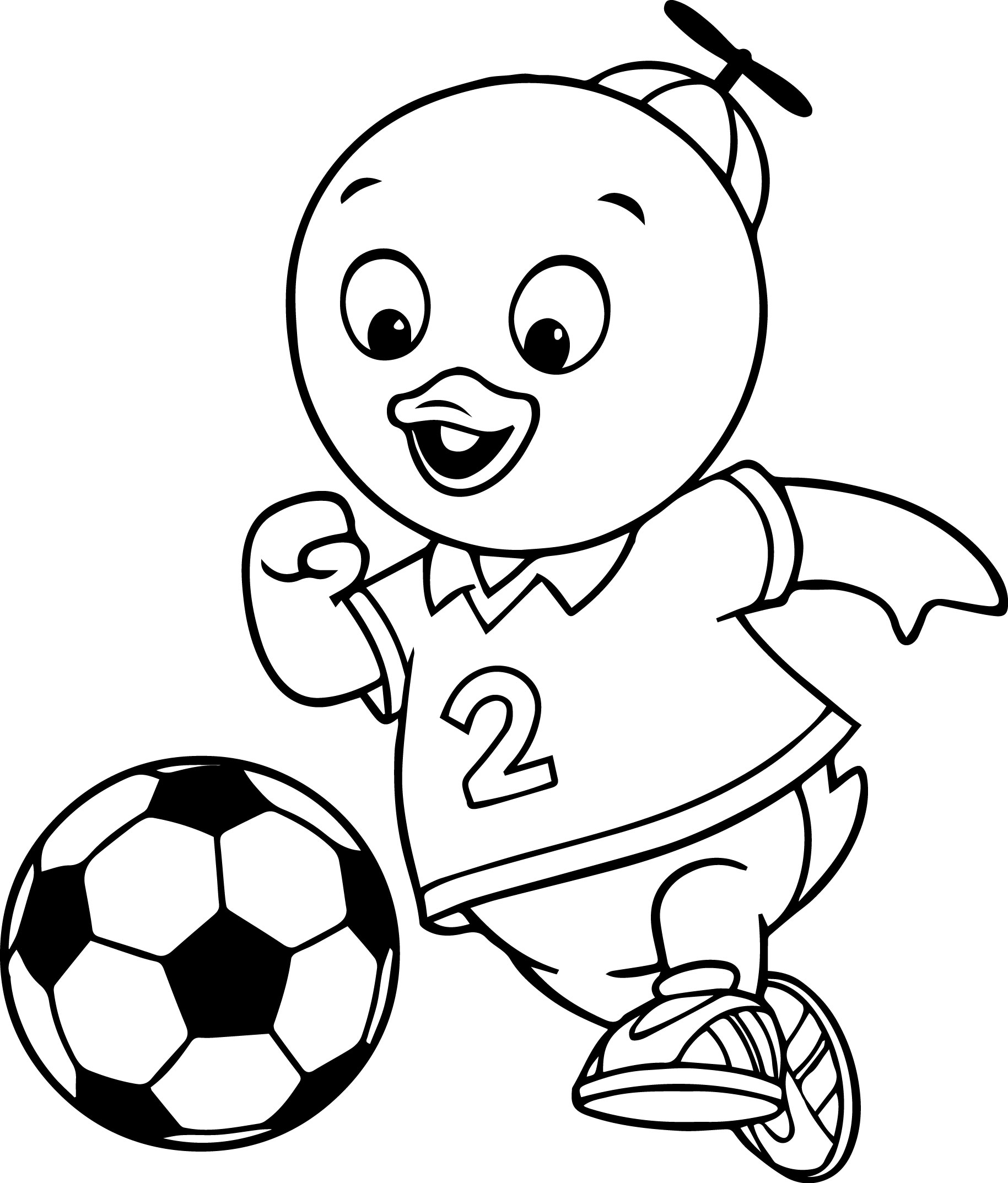 The Backyardigans Coloring Page