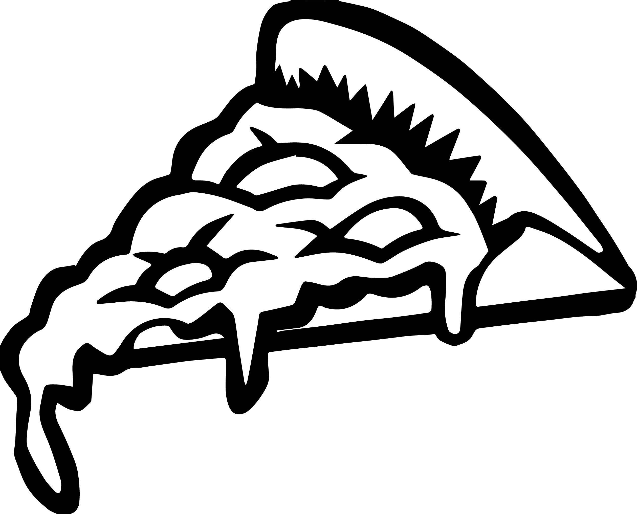 Whole Pizza Half Pizza Pizza Slice Dripping Cheese