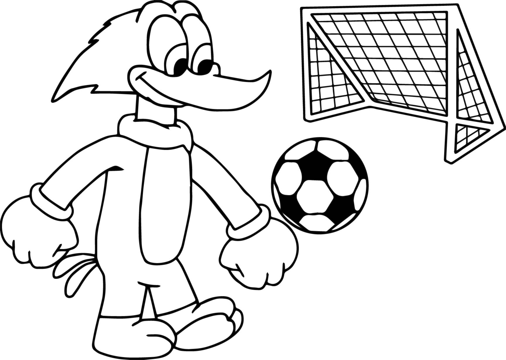 Usa Soccer Coloring Pages Sketch Coloring Page