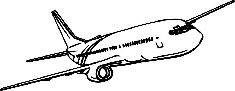 Airplane Fly Coloring Page   Wecoloringpage com Airplane Fly Coloring Page