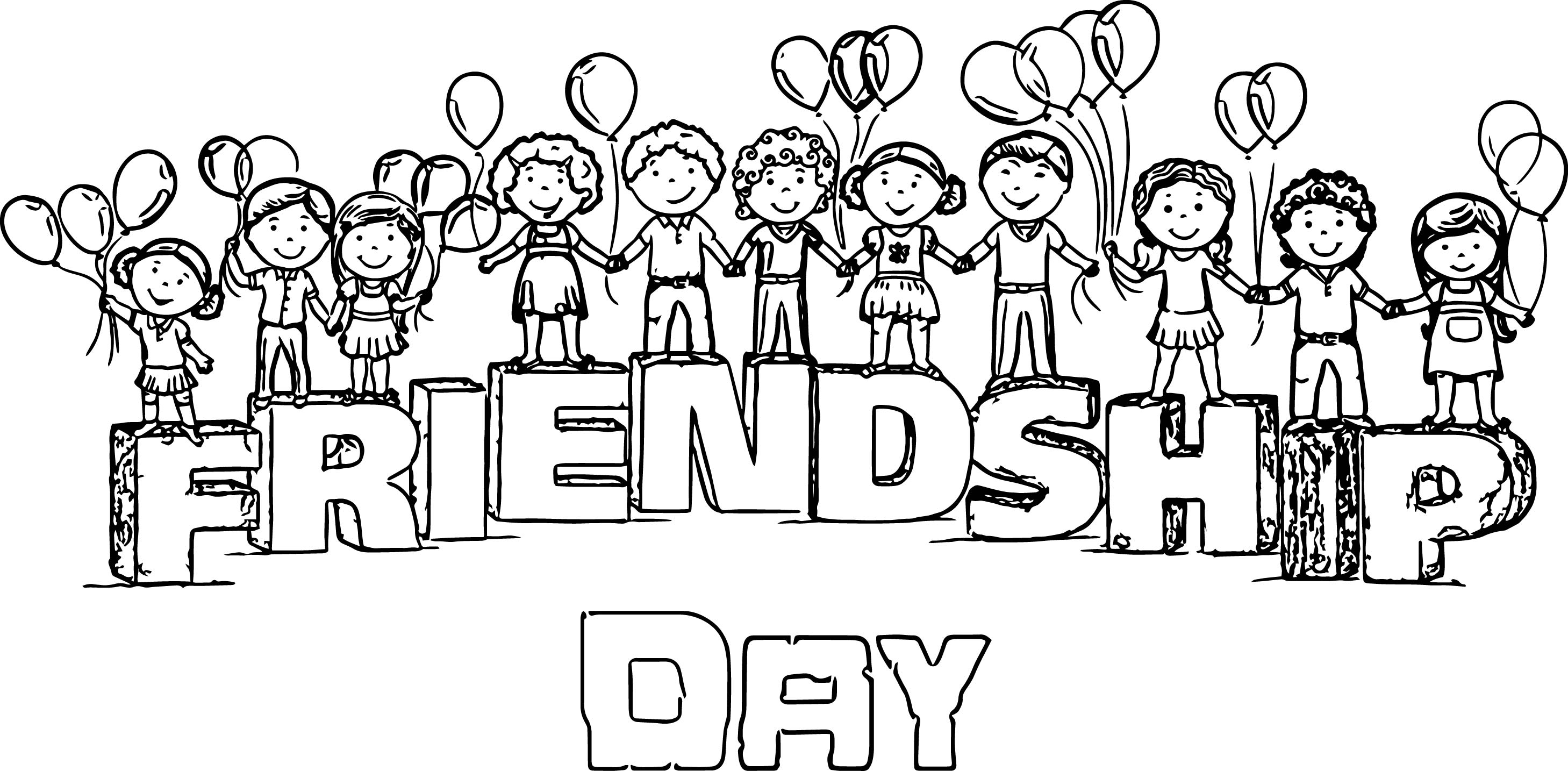 Happy Friendship Day Images For My Beautiful Friends