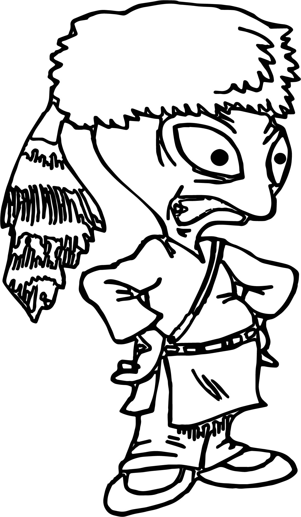 Daniel Boone Coloring Sheets Coloring Pages