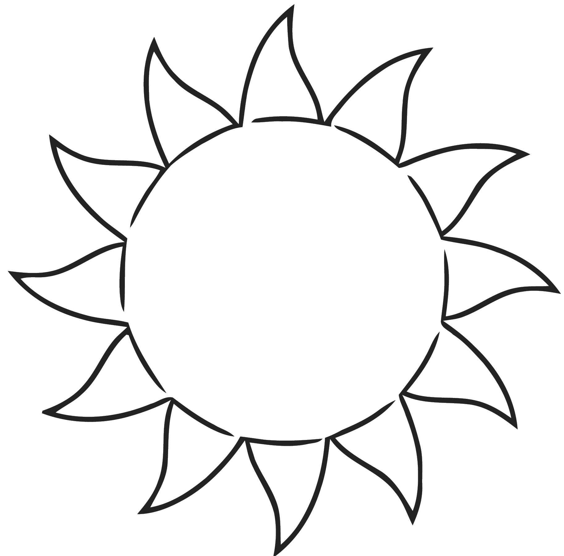All Free Download Free Sun Clip A Free Printable Rt