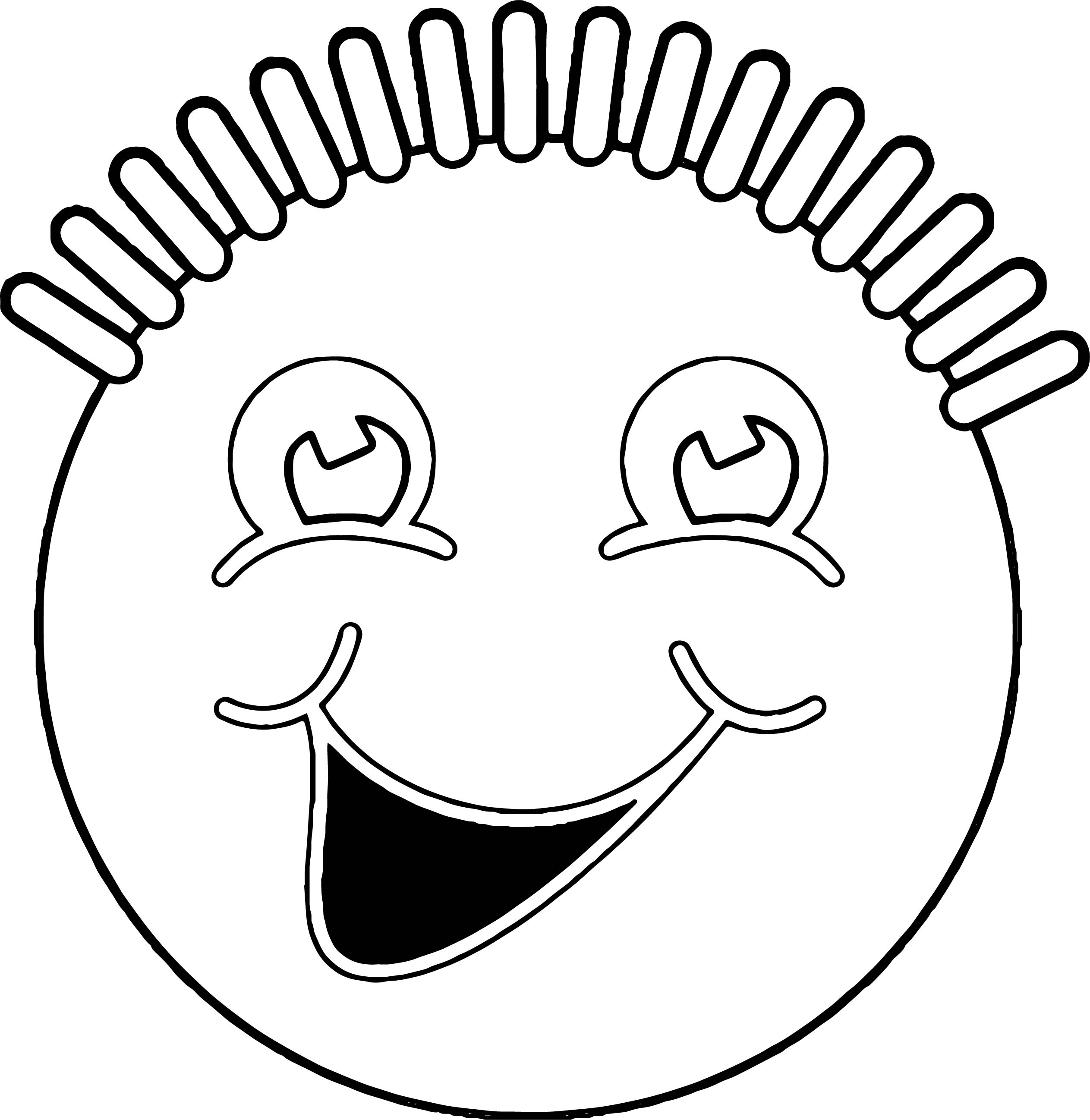 Face Happy Face Smiley Face Clip Art Cow Coloring Page
