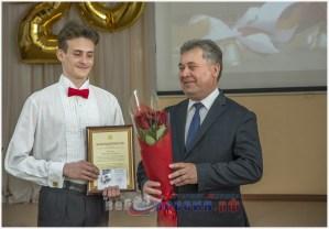 Владимир Пикалов - Выпускник школы №53