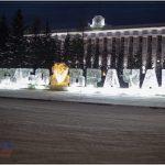 Барнаул 2021 - первые дни нового года!