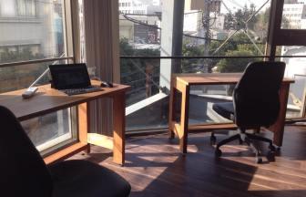 山口県周南市コワーキングスペース「カラム」 様々な業種で繋がるオフィス