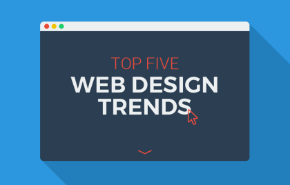 web design trends to watch