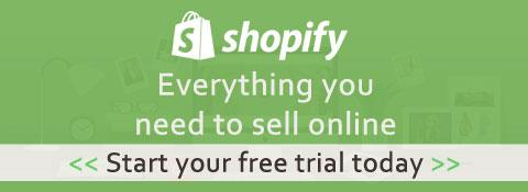 Ecommerce Website Builder - Shopify