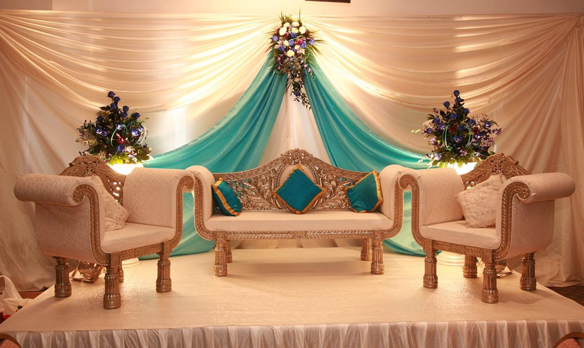 Wedding Stages, Reception Stages, Mehndi Stages, Nikkah ...