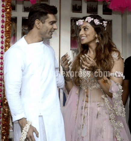 Bipasha and Karan Singh Grover's mehendi and sangeet galleryBipasha and Karan Singh Grover's mehendi and sangeet gallery