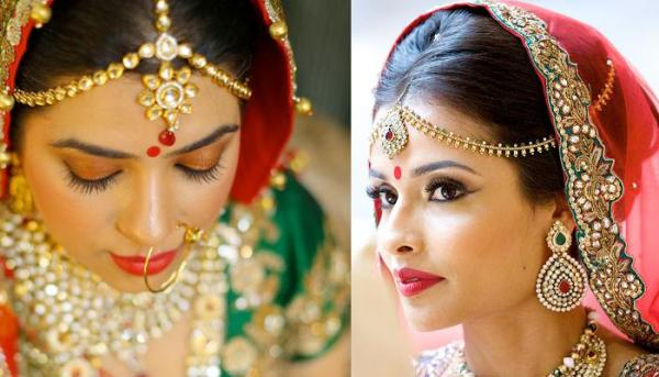 Bridal Hairstyle Jewelry