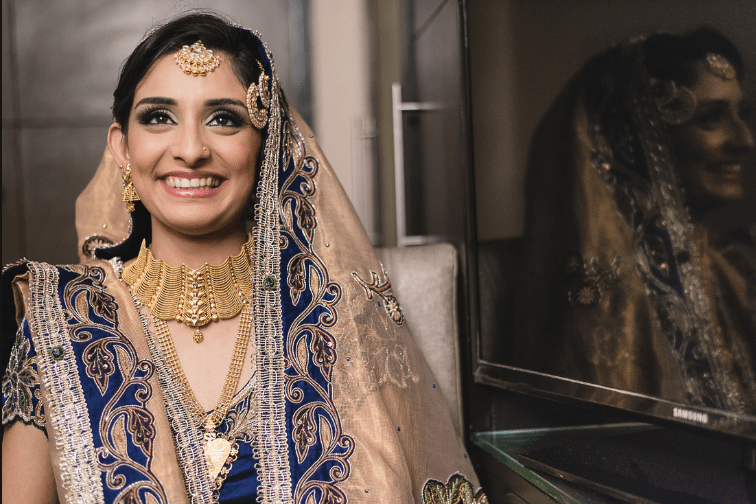 Beauty Of Muslim Indian Brides