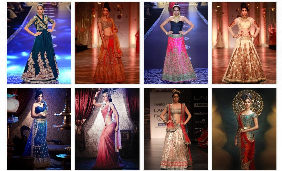 latest bridal collection