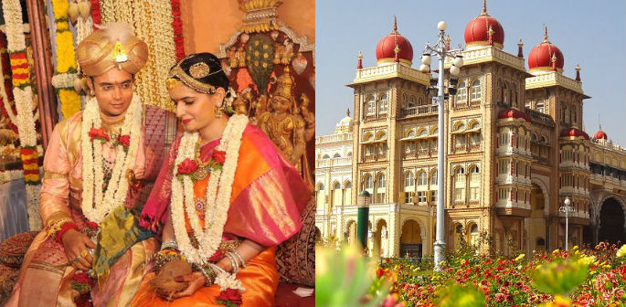 Rpyal Palace Wedding