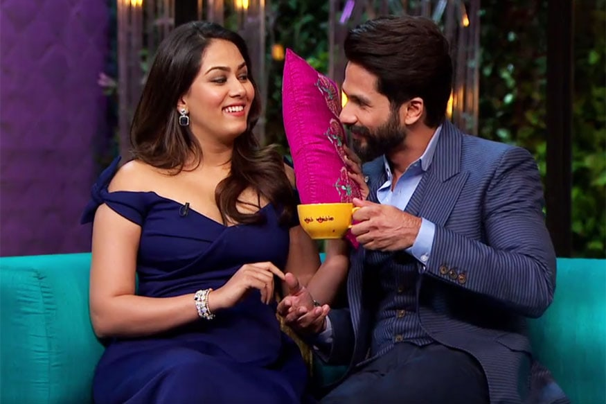 amazing things Shahid did for Mira