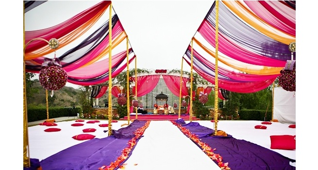 Creative Wedding Decor