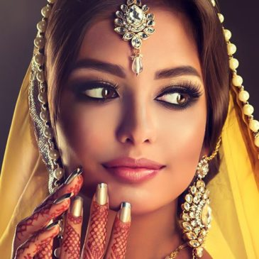 Soft eyebrows bridal beauty trend