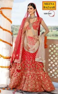 Purchase Bridal Lehengas