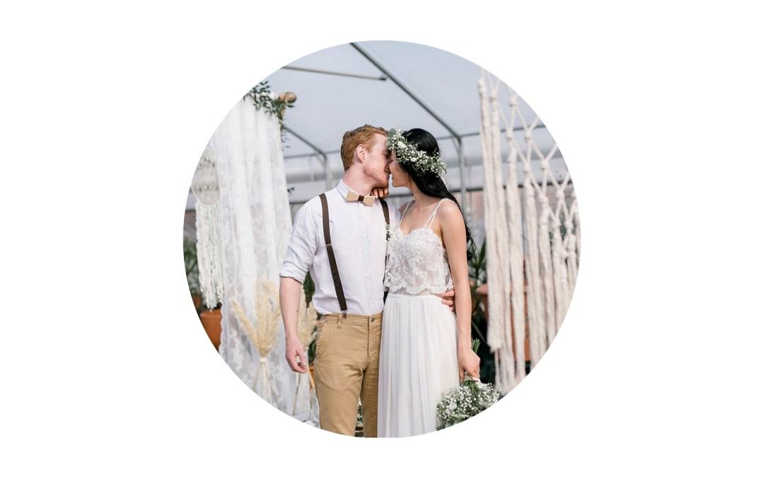 Wild Romance Boho Wedding