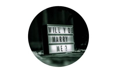 Ideen für den perfekten Heiratsantrag