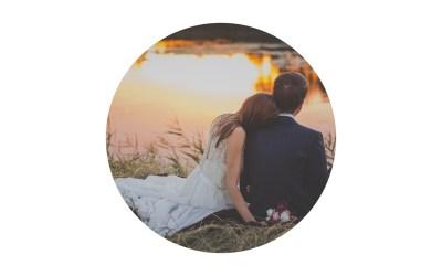 Originelle Ideen für das Brautpaarshooting