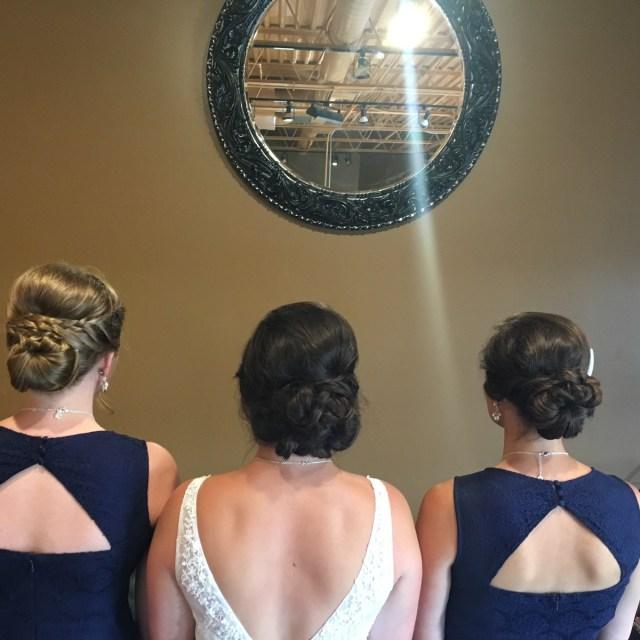 bladez styling - best wedding hair & makeup in duluth