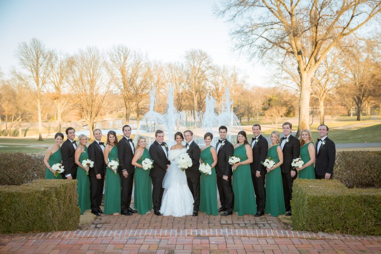 25-Saint-Louis-Wedding-Photographer-All-Saints-Catholic-Church-Old-Warson-Country-Club