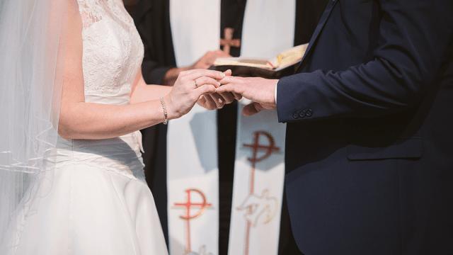 キリスト教式の挙式