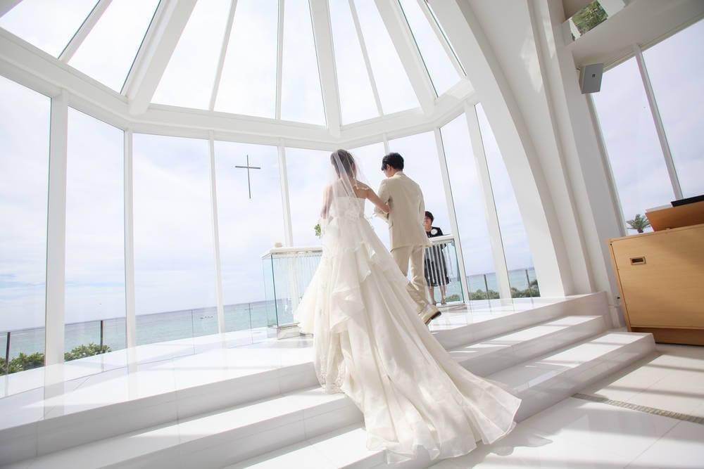 モントレ・ルメール教会で結婚式
