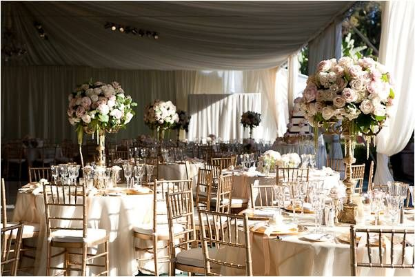 Luxe Featured Wedding With A Romantic Wedding Color