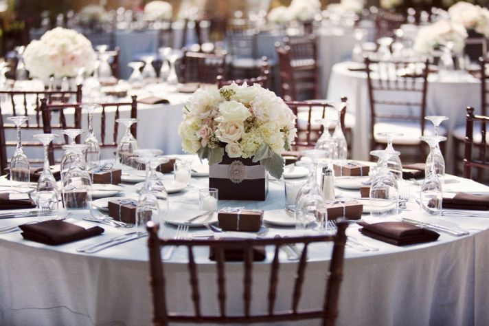 Swoon-Worthy California Wedding With A Vintage Travel Theme